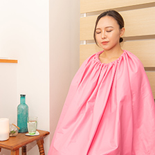 妊娠しやすい体をつくるための「よもぎ蒸し」を使った温活